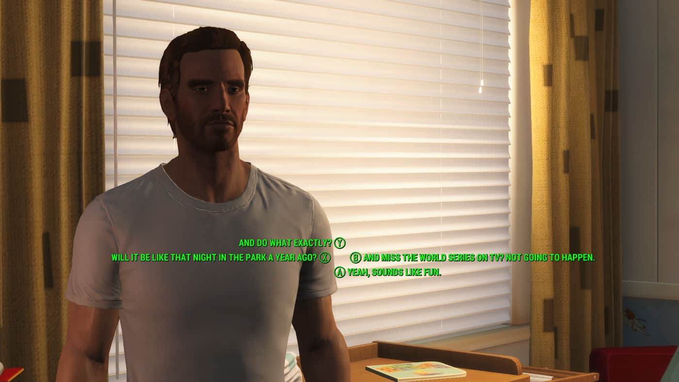 Best Fallout 4 Mods - Full Dialogue Interface