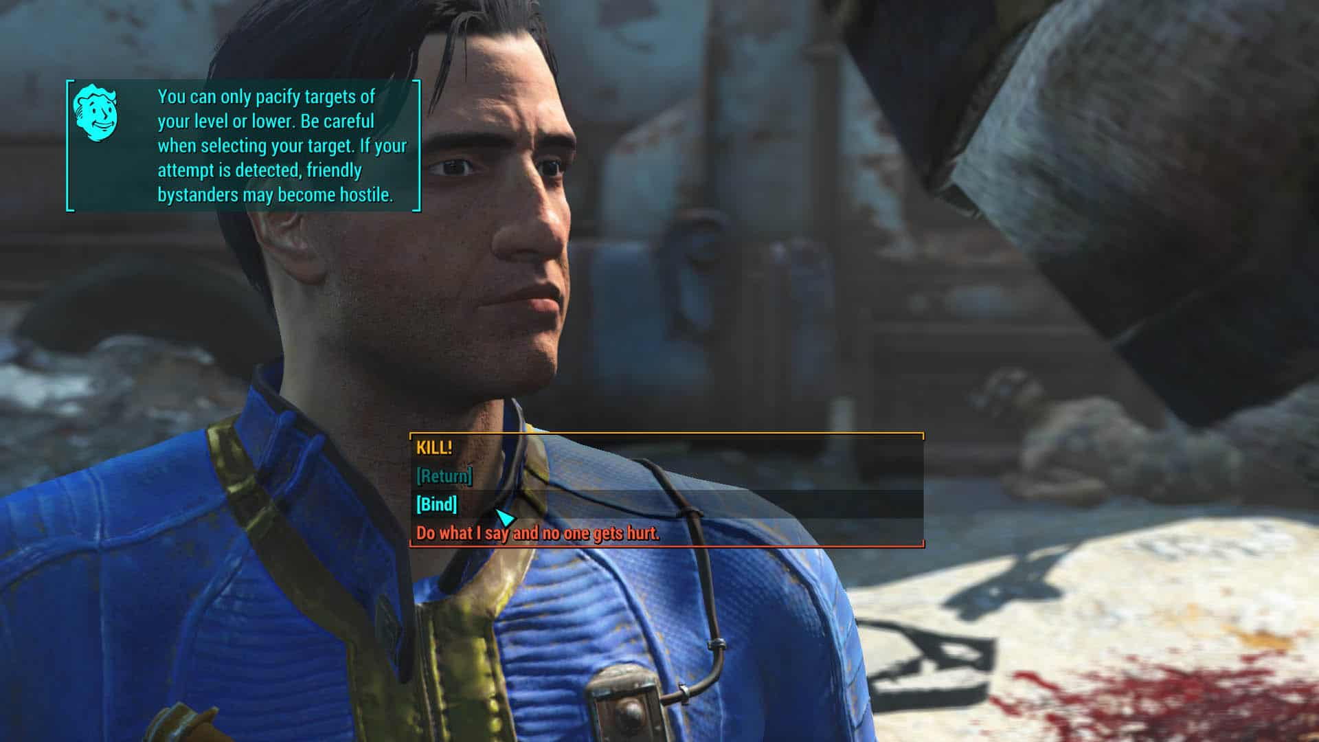 Best Fallout 4 Mods - Intimidation Overhaul