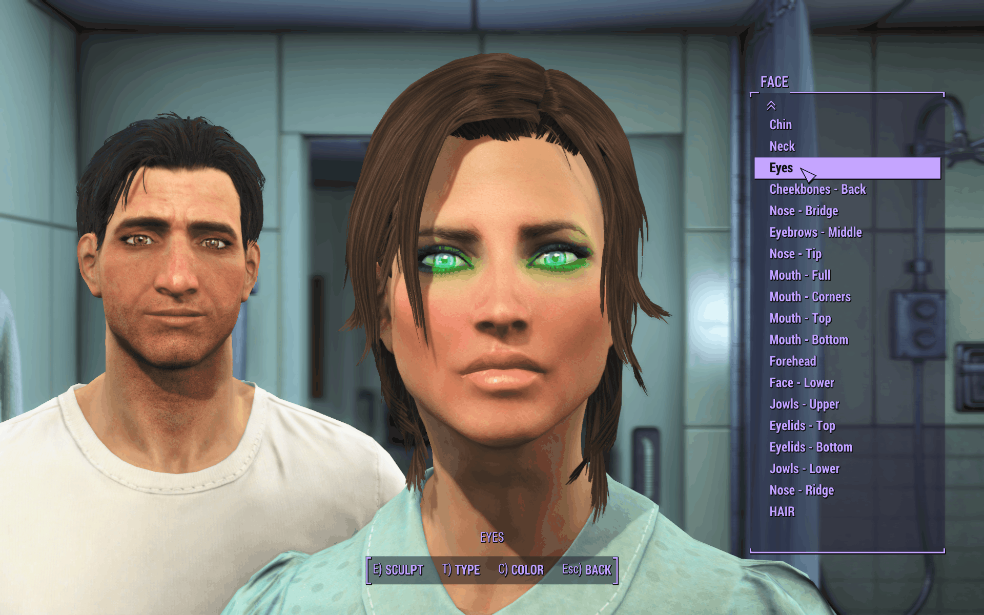 Best Fallout 4 Mods - Looks Menu