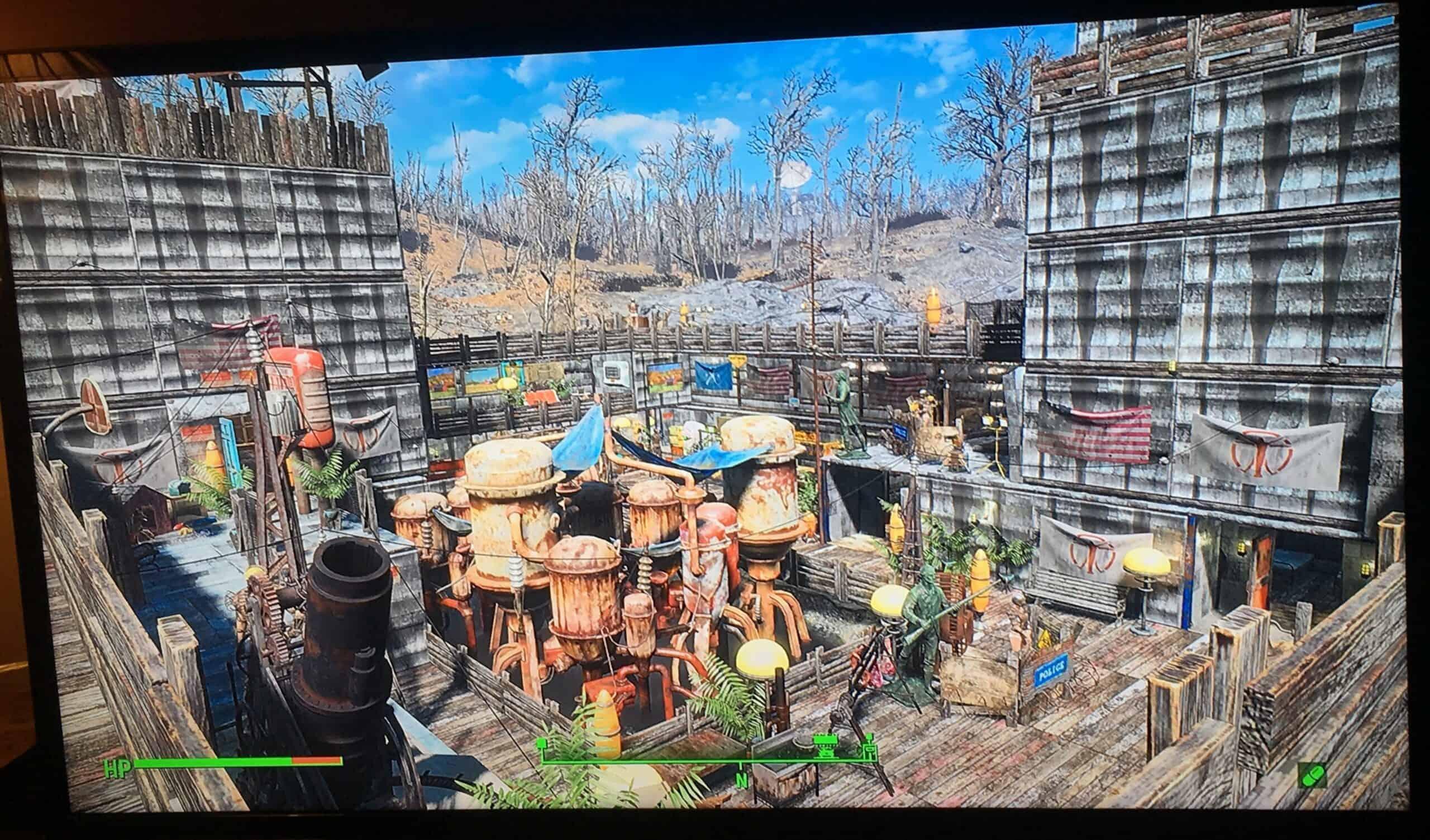 Best Fallout 4 Mods - No Build Limit