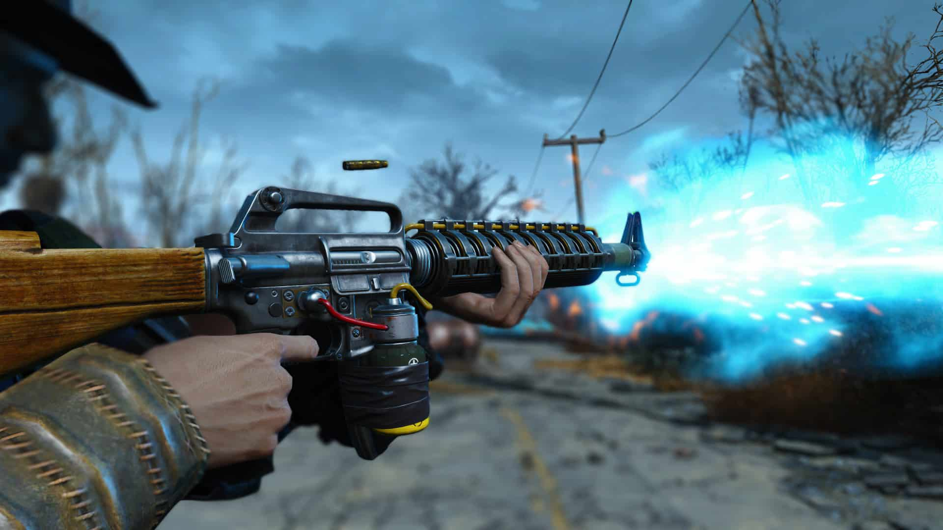 Best Fallout 4 Mods - Service Rifle