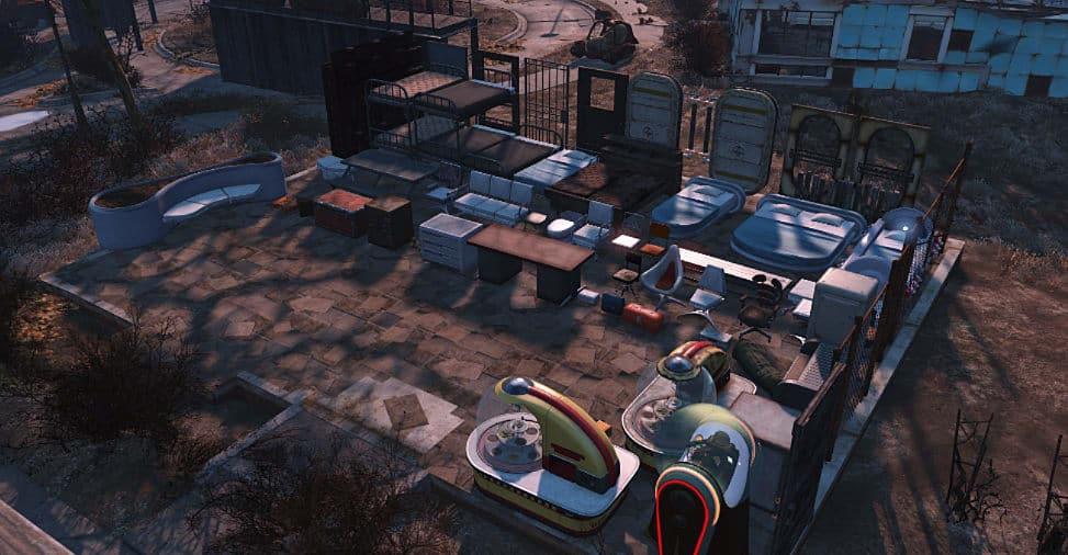 Best Fallout 4 Mods - Settlement Supplies Extended