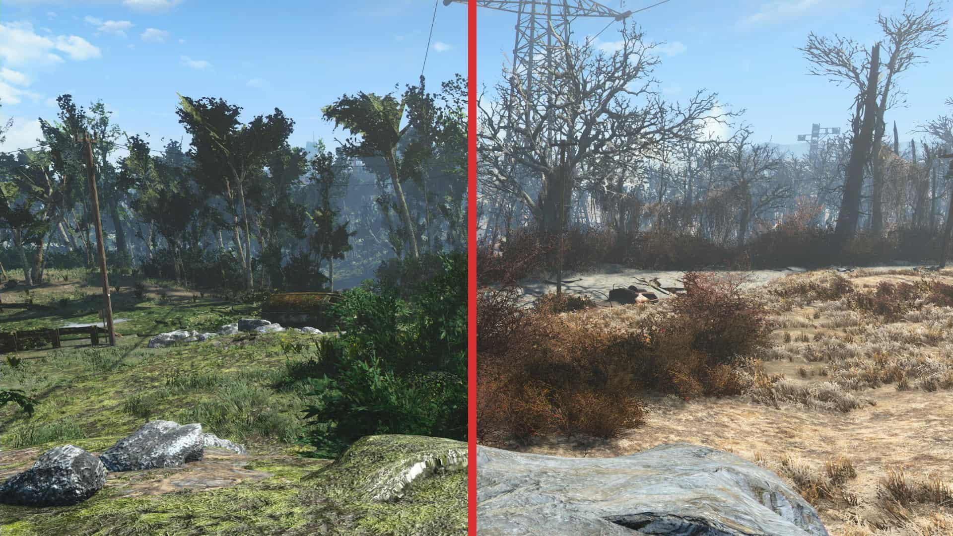 Best Fallout 4 Mods - SimpleSeasons