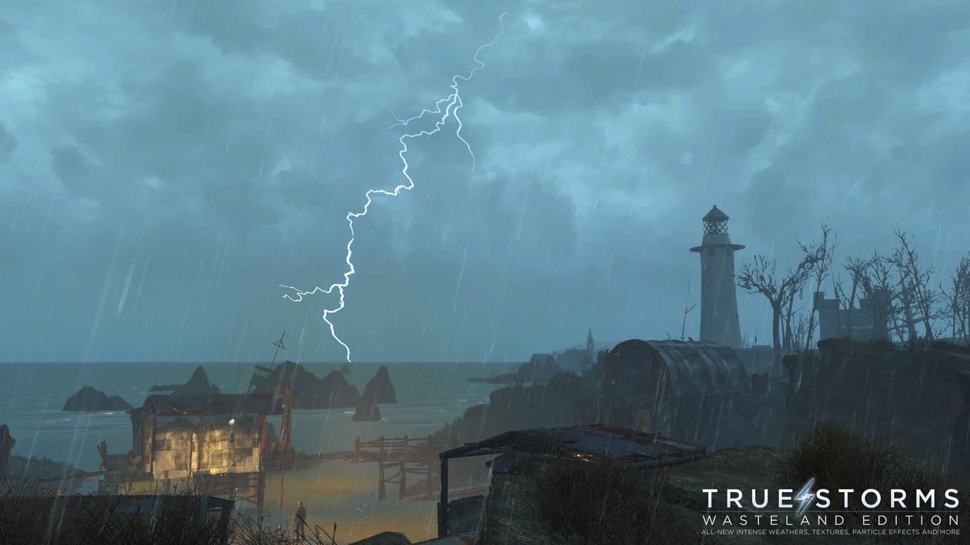 Best Fallout 4 Mods - True Weather