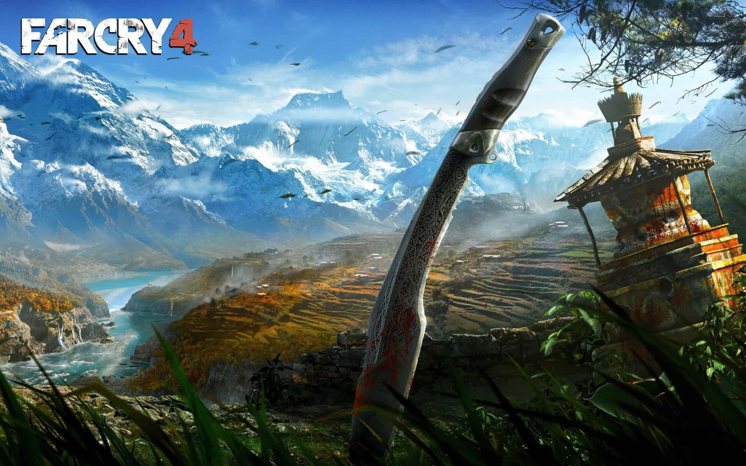 Best Far Cry Games - Far Cry 4