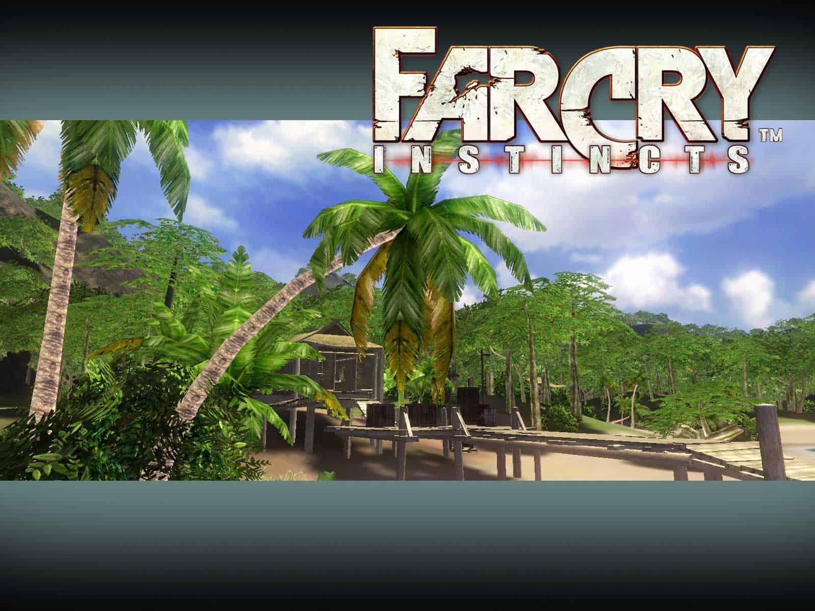 Best Far Cry Games - Far Cry Instincts