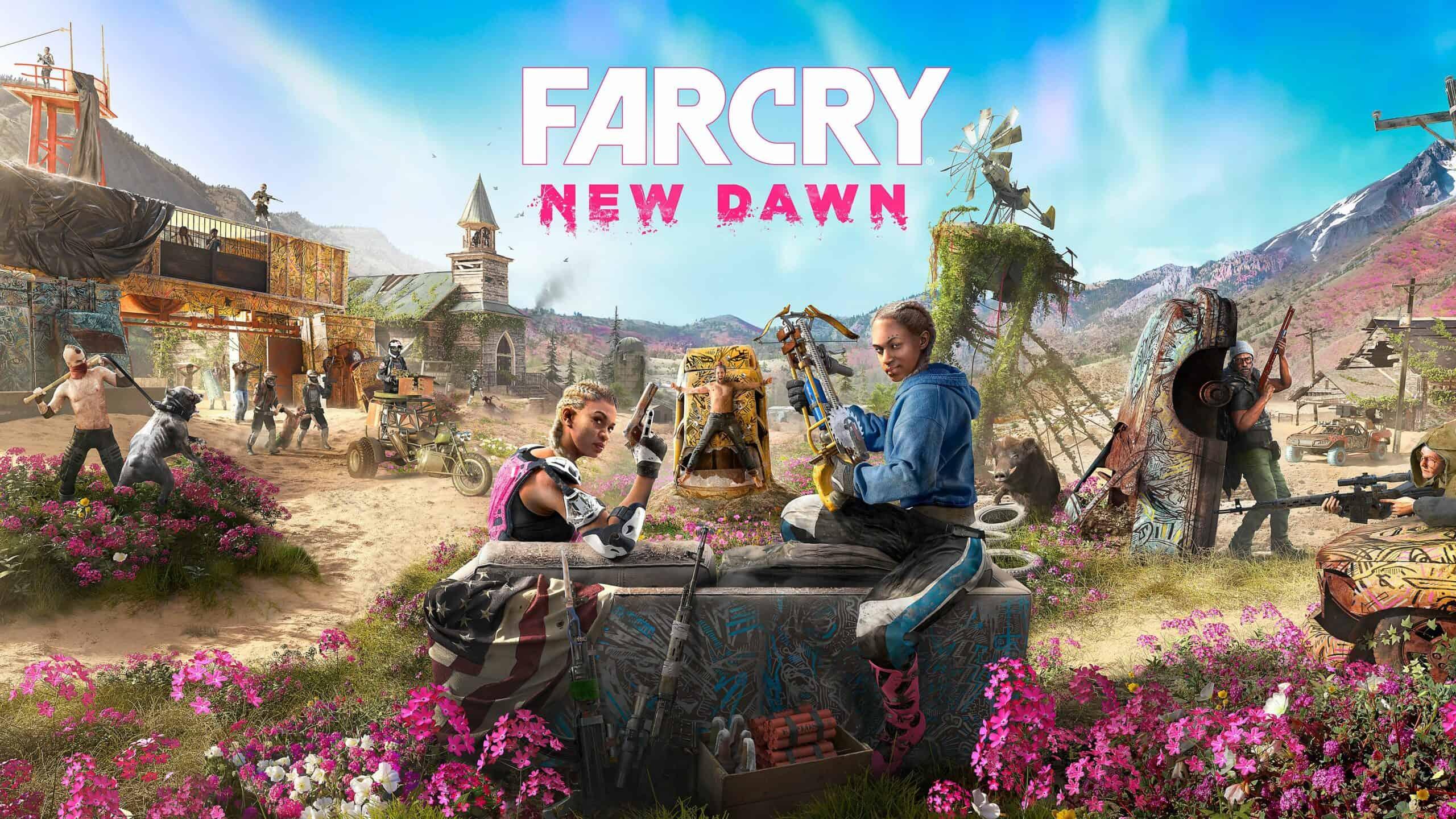 Best Far Cry Games - Far Cry New Dawn