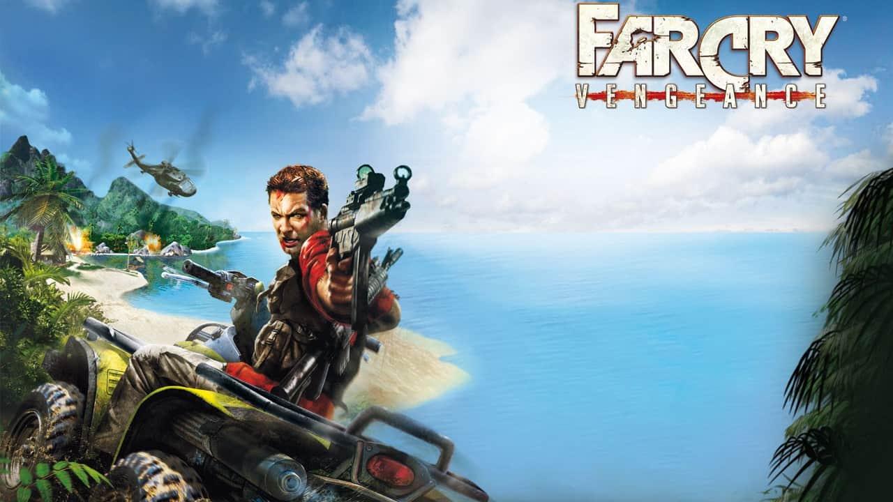 Best Far Cry Games - Far Cry Vengeance