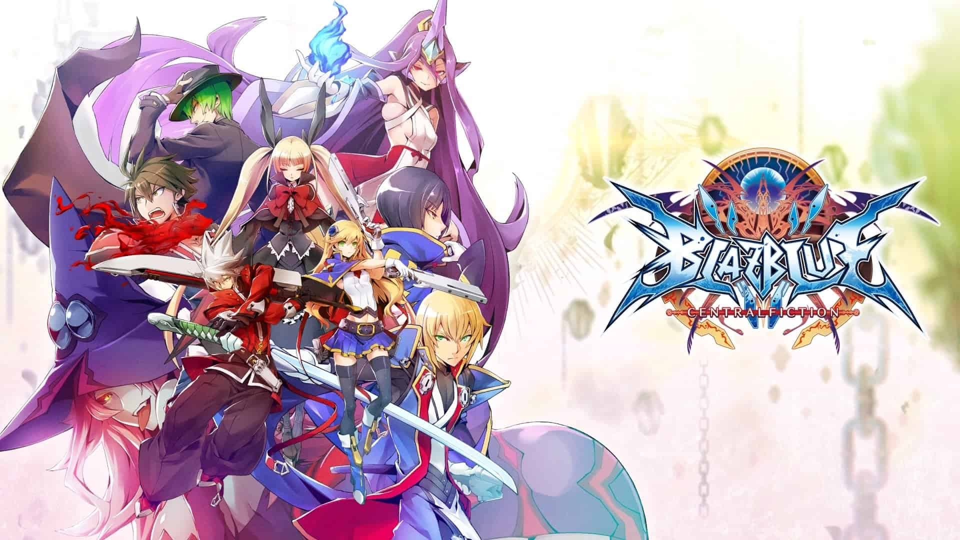 Best Fighting Games - BlazBlue- Central Fiction