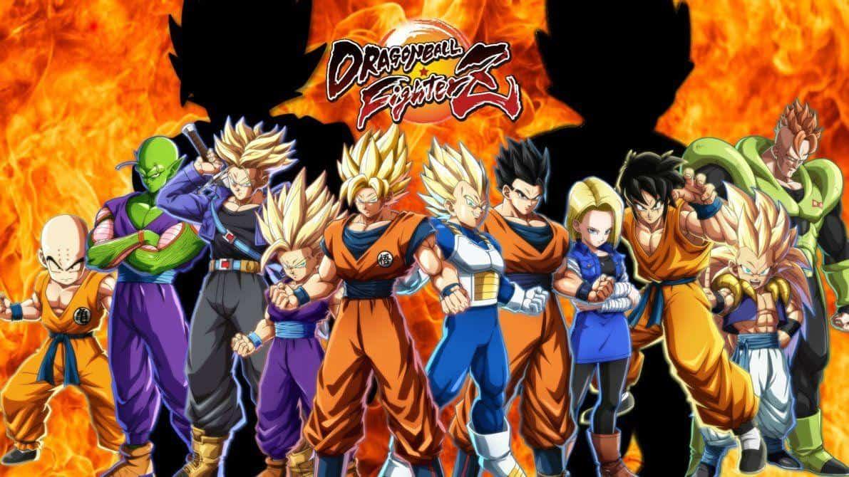Best Fighting Games - Dragon Ball Fighterz