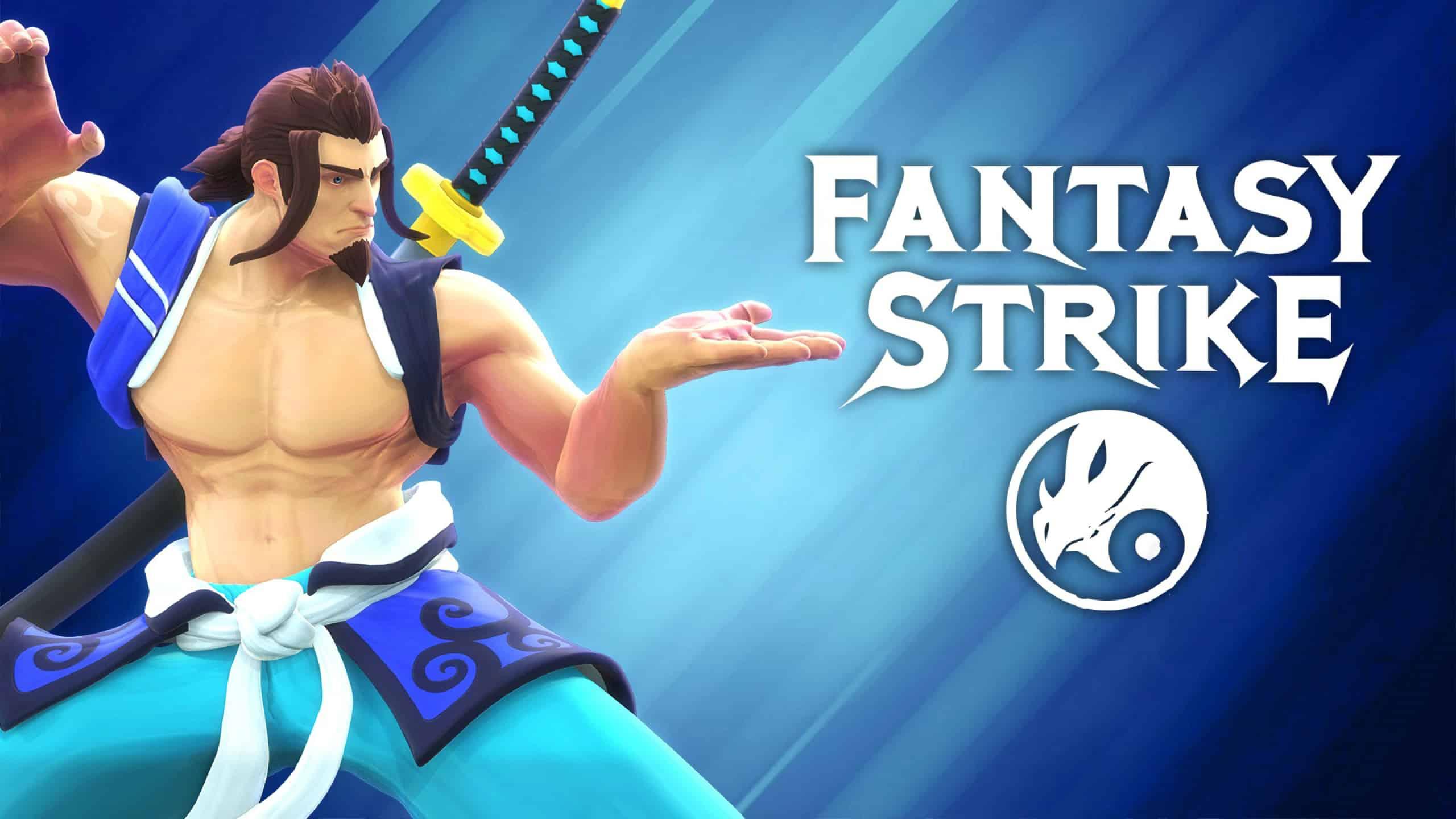 Best Fighting Games - Fantasy Strike