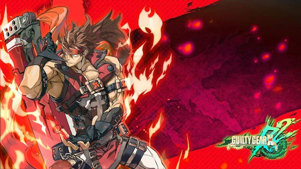 Best Fighting Games - Guilty Gear XRD REV 2