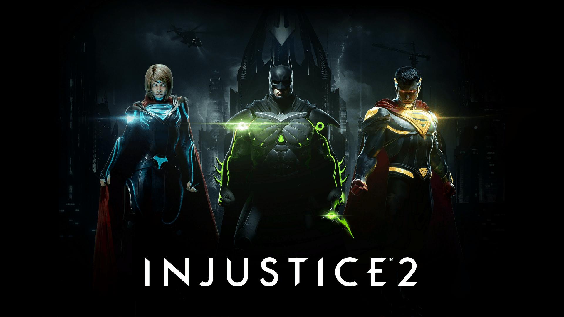 Best Fighting Games - Injustice 2