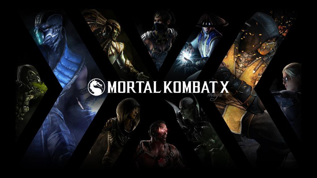 Best Fighting Games - Mortal Combat X