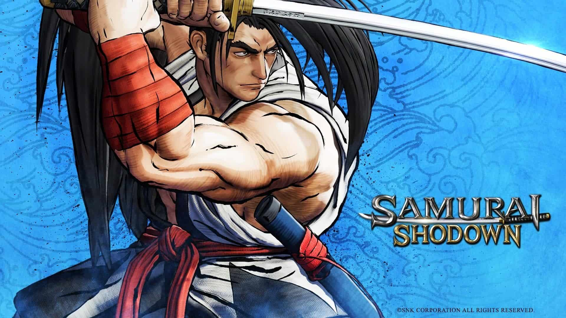 Best Fighting Games - Samurai Showdown