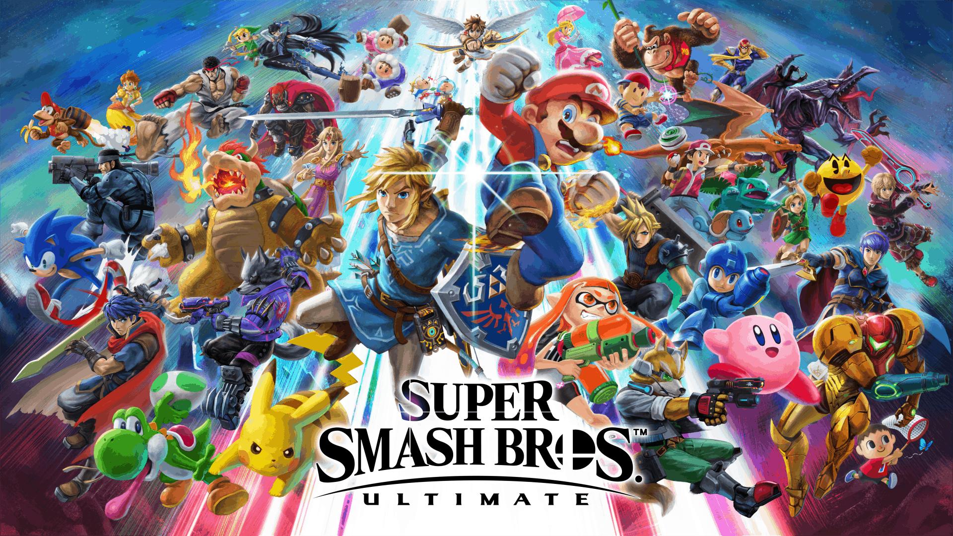 Best Fighting Games - Super Smash Bros- Ultimate