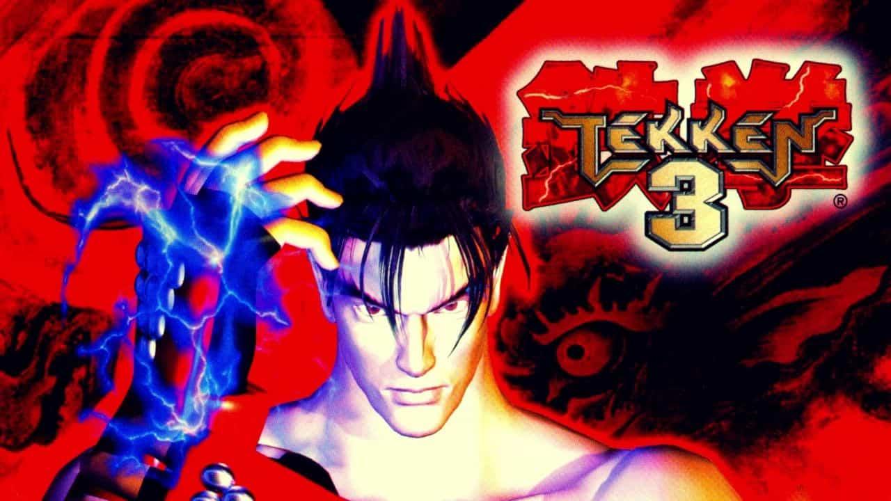 Best Fighting Games - Tekken 3