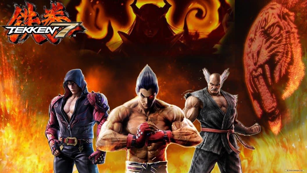 Best Fighting Games - Tekken 7