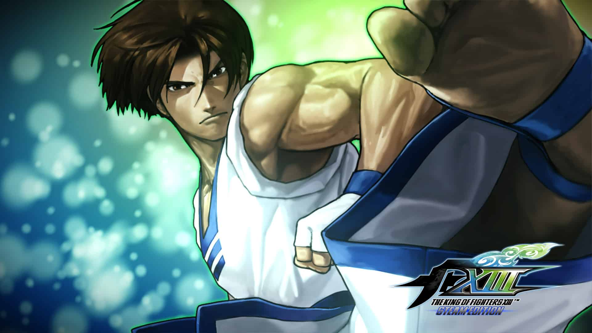 Best Fighting Games - The King of Fighters XIII