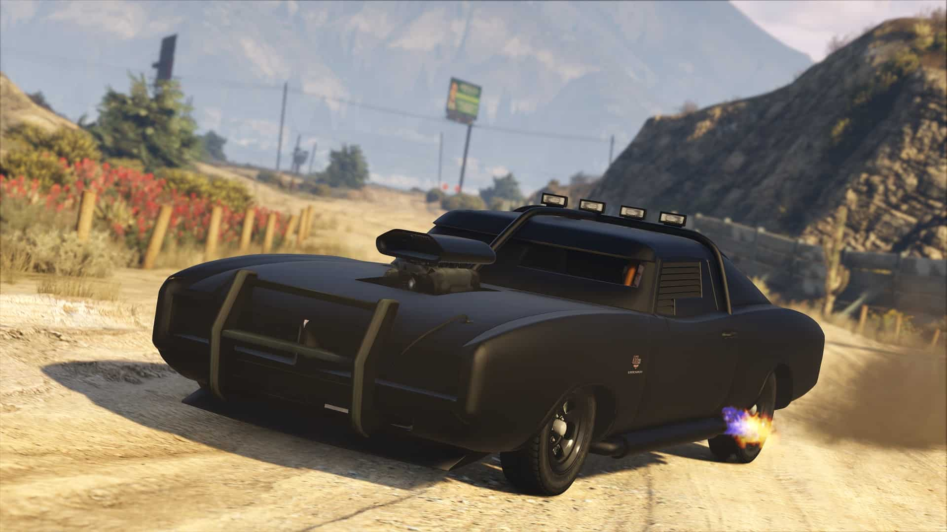 Best GTA 5 Cheats - Vehicle Cheats
