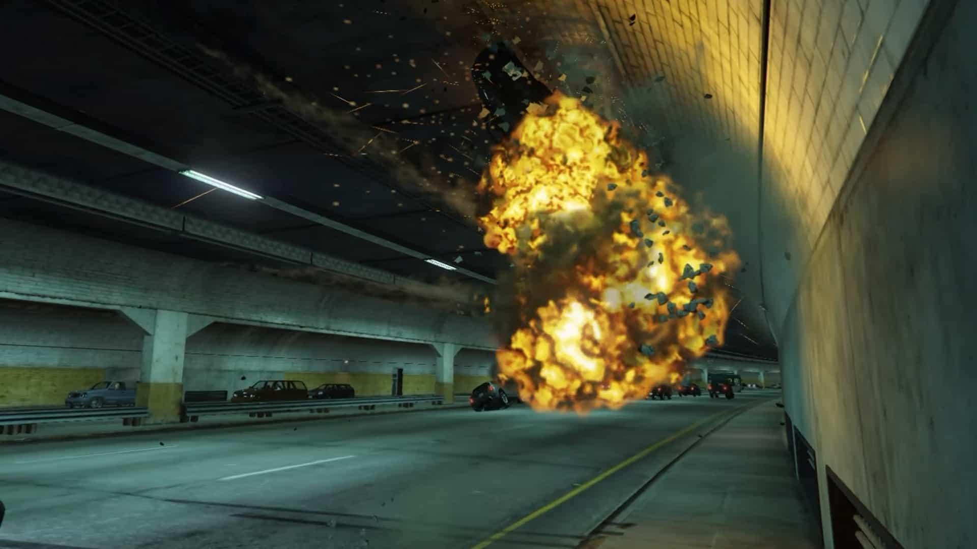 Best GTA 5 Mods - Carmageddon