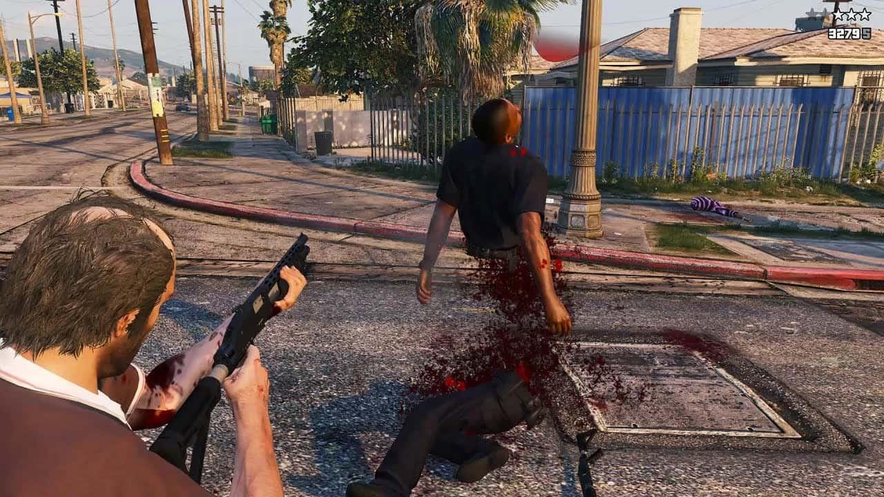 Best GTA 5 Mods - Dismemberment