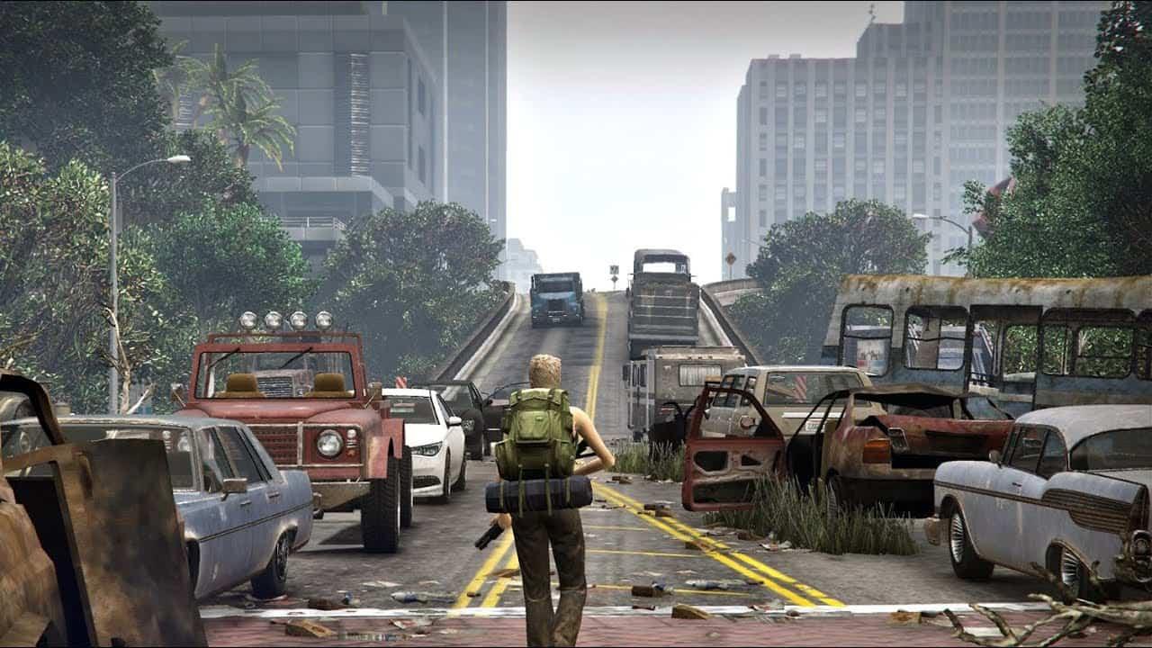 Best GTA 5 Mods - Los Santos Zombie Apocalypse