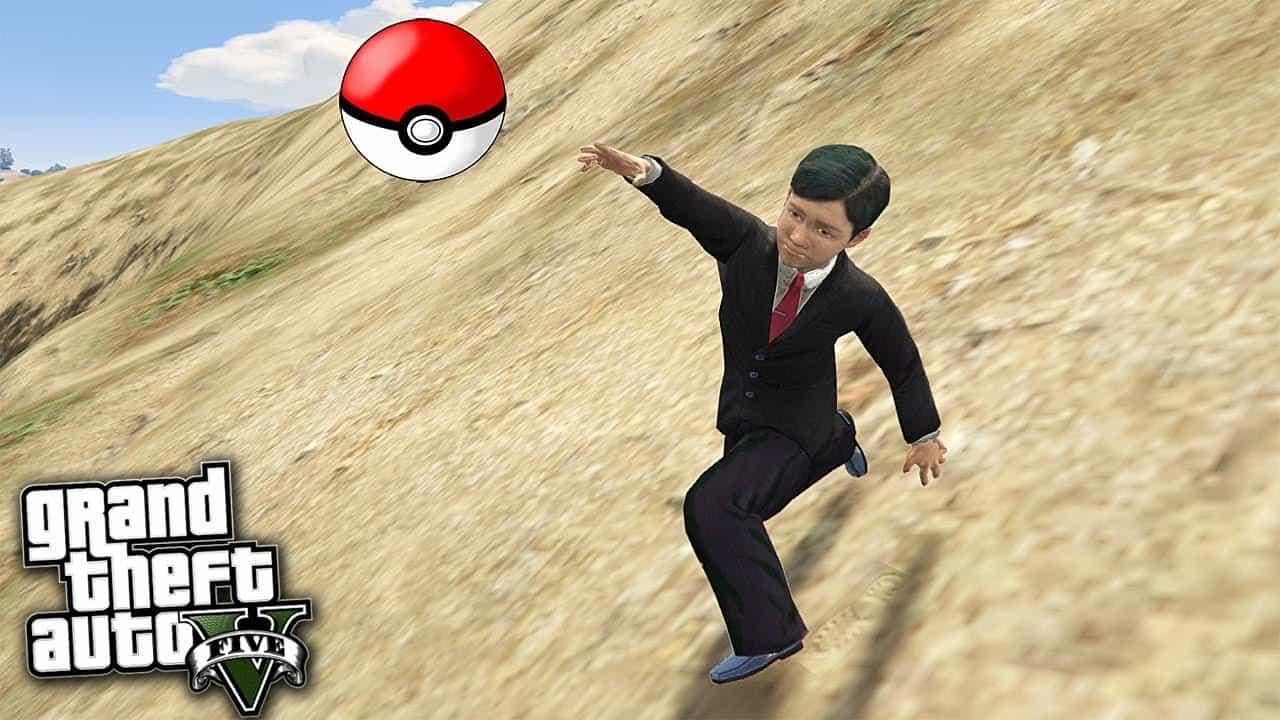 Best GTA 5 Mods - Pokeball