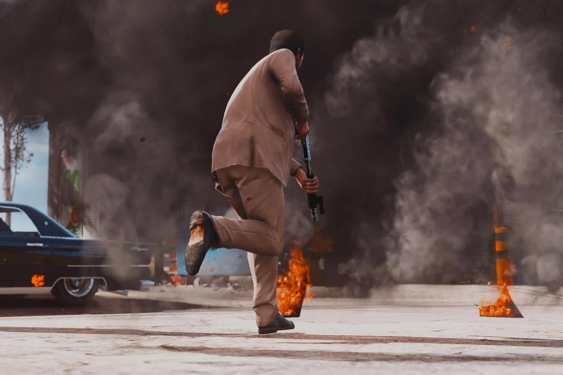 Best GTA 5 Mods - Ripper's Realism