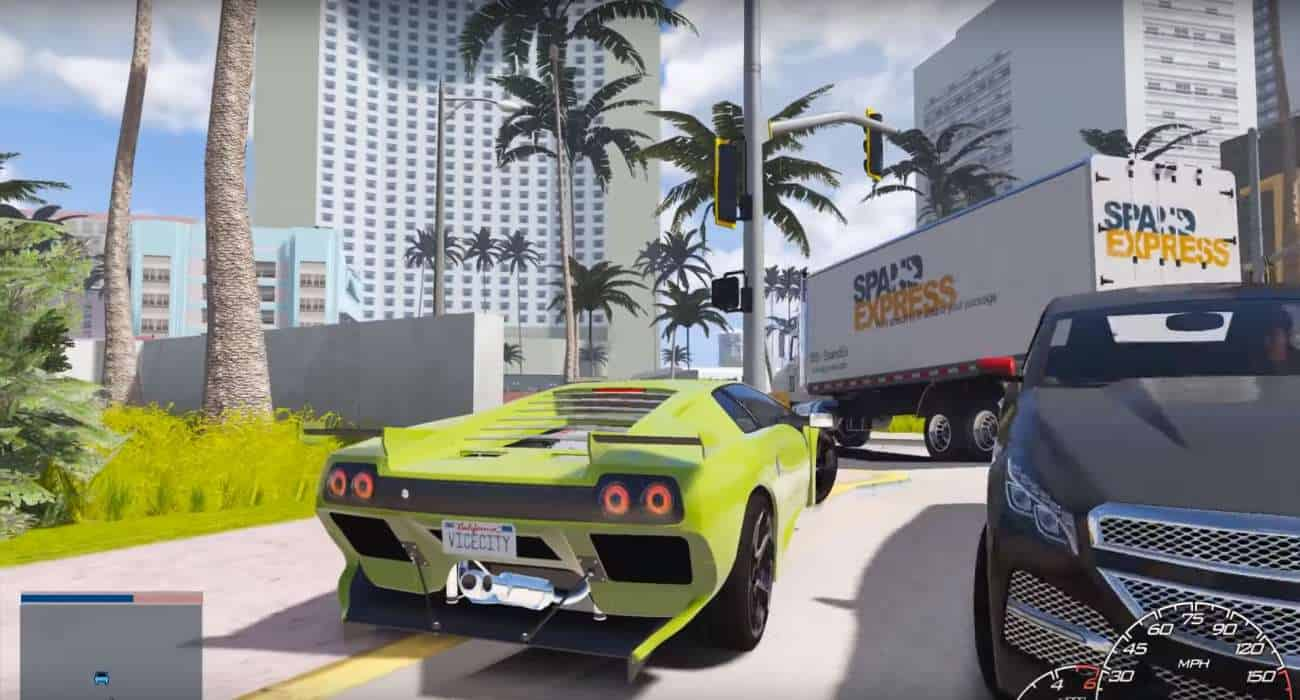 Best GTA 5 Mods - Vice City