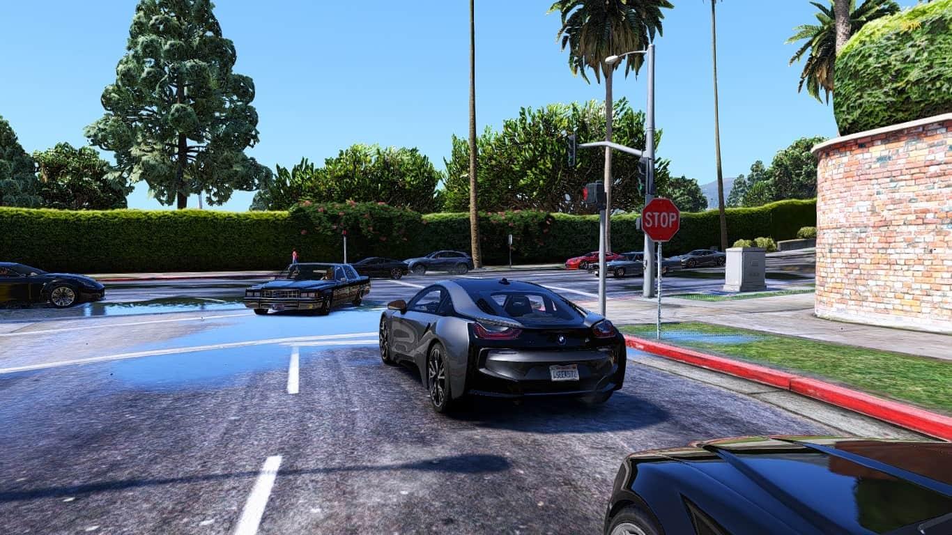 Best GTA 5 Mods - VisualV
