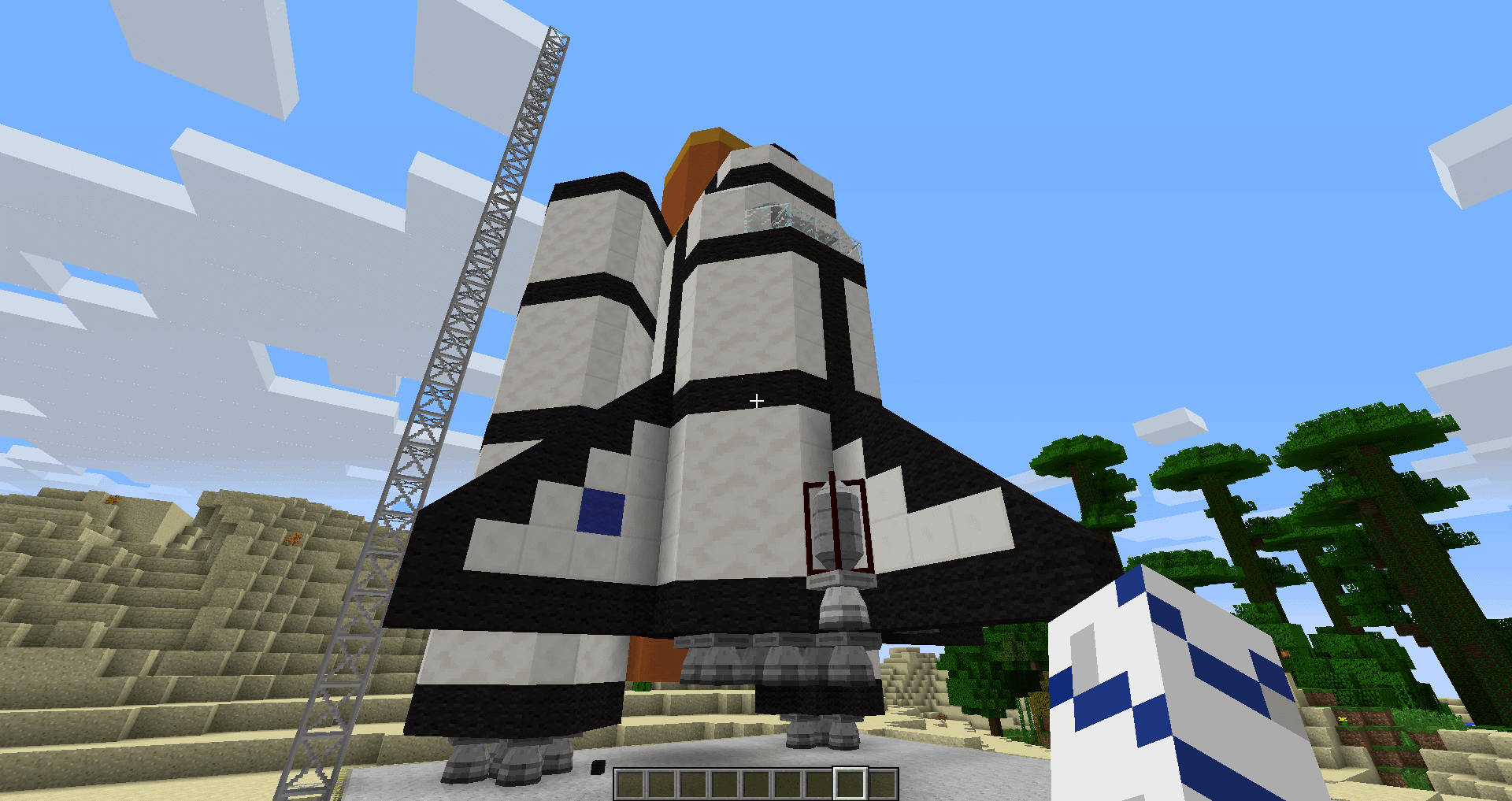 Best Minecraft Mods - Advanced Rocketry