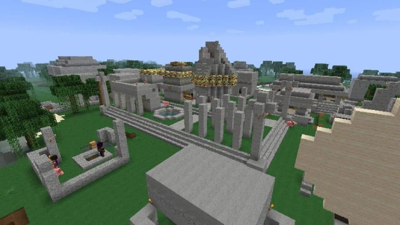 Best Minecraft Mods - Millénaire