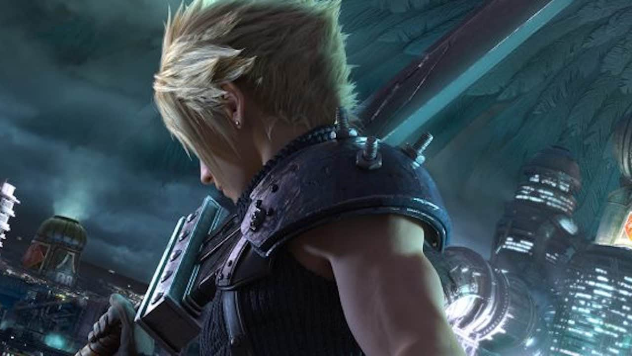 Best PS5 Games - Final Fantasy VII