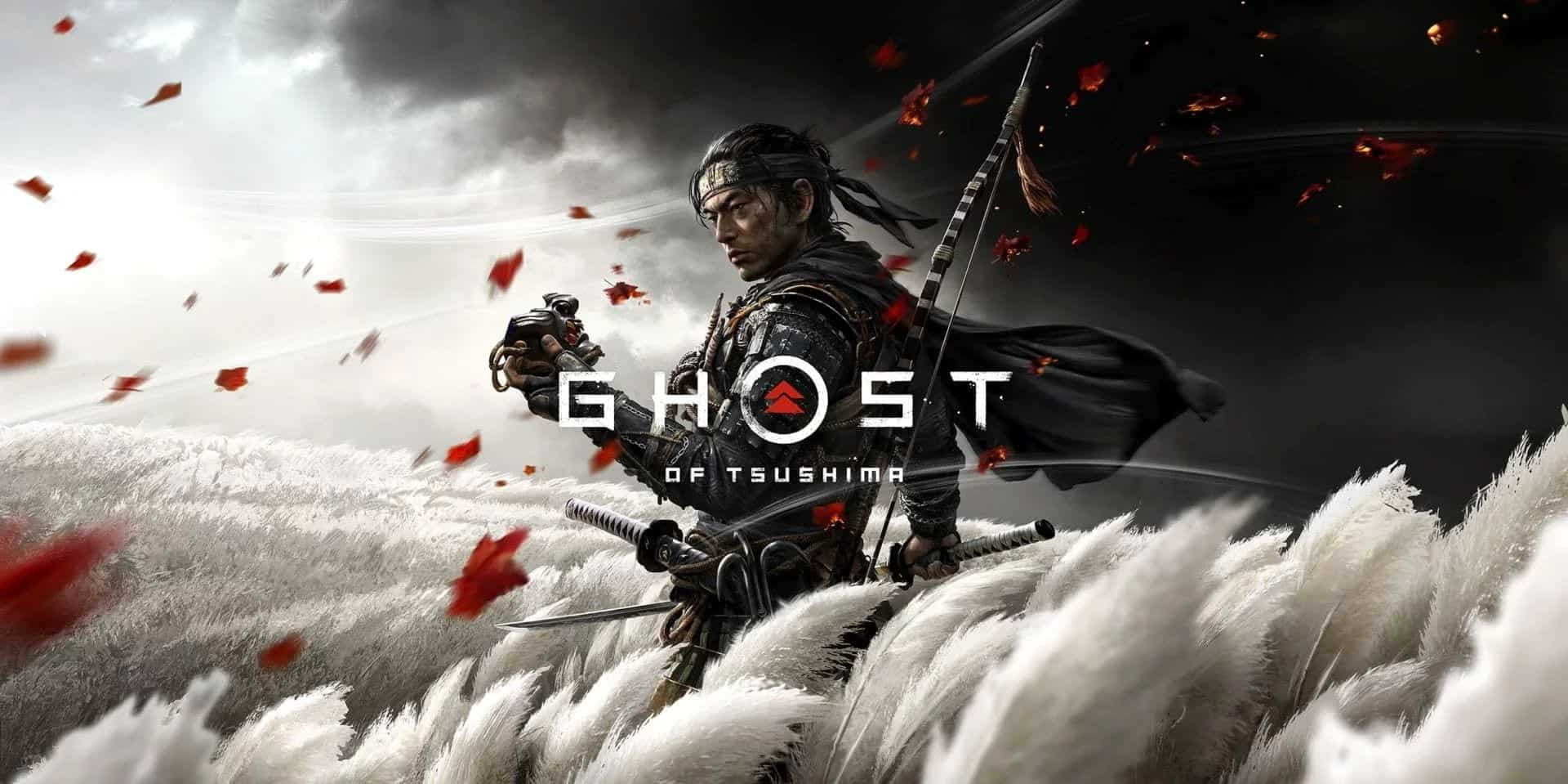 Best PS5 Games - Ghost of Tsushima
