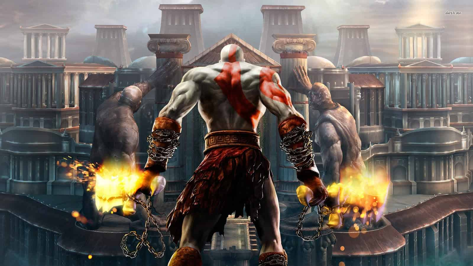 Best PS5 Games - God of War II