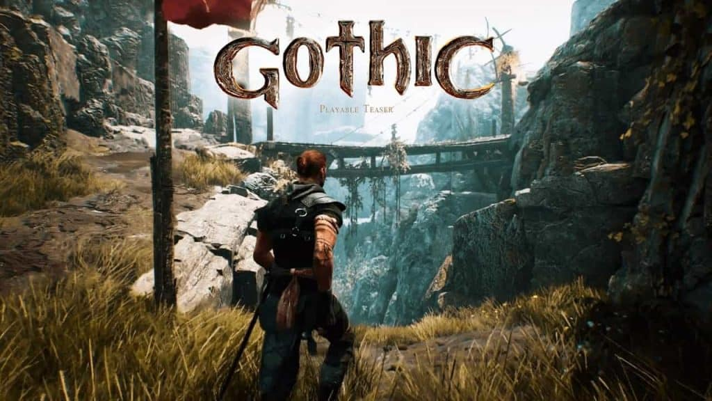 Best PS5 Games - Gothic