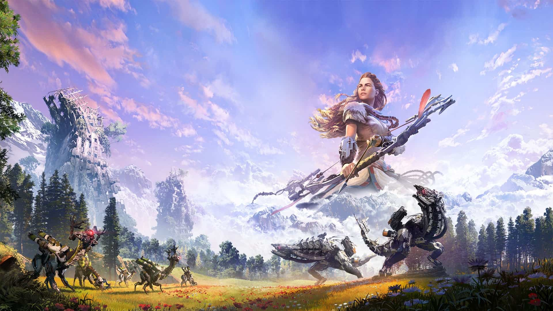 Best PS5 Games - Horizon Zero Dawn 2