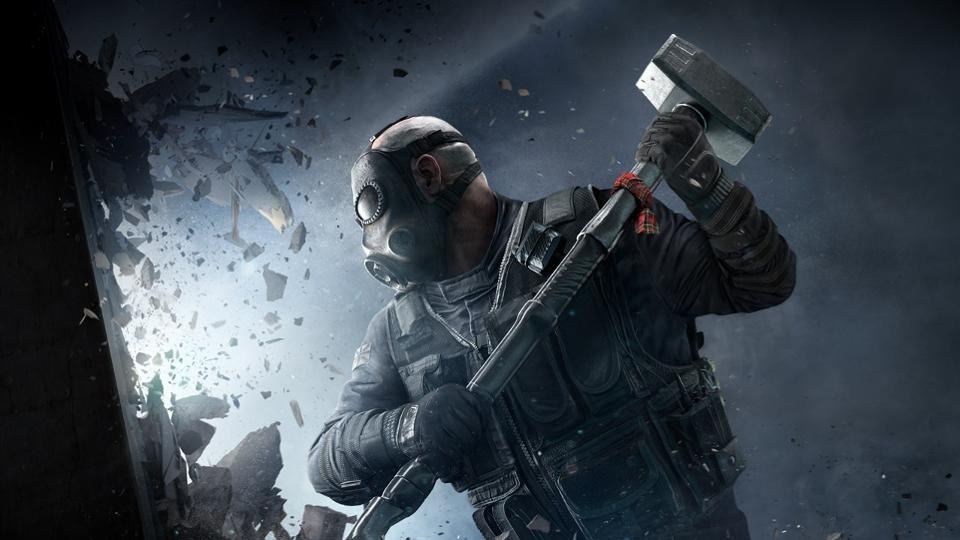 Best PS5 Games - Rainbow Six Siege