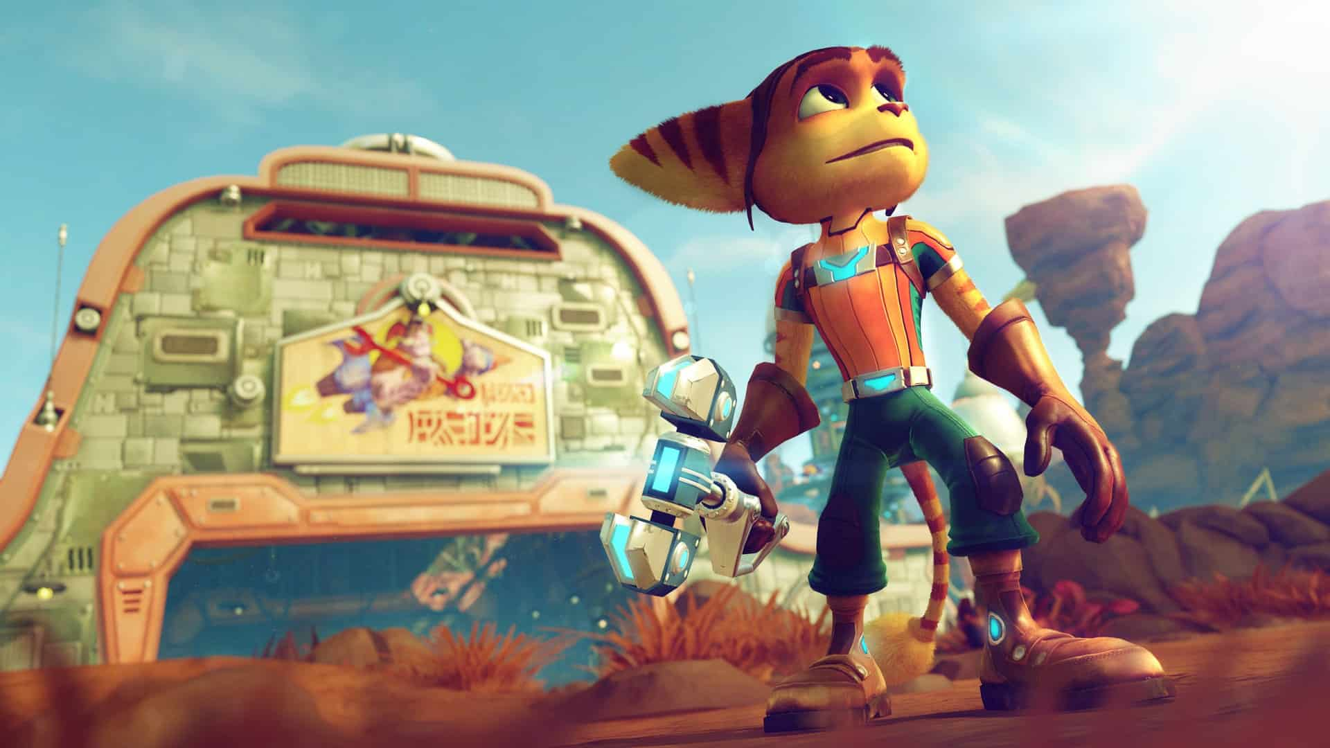 Best PS5 Games - Ratchet & Clank
