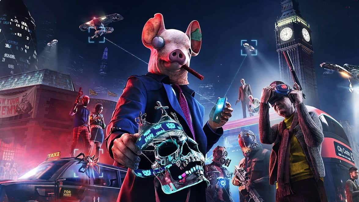 Best PS5 Games - Watch Dogs Legion