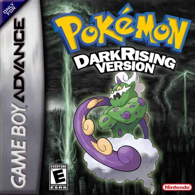 Best Pokemon Fan Games - Pokemon Dark Rising