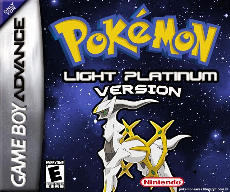 Best Pokemon Fan Games - Pokemon Light Platinum