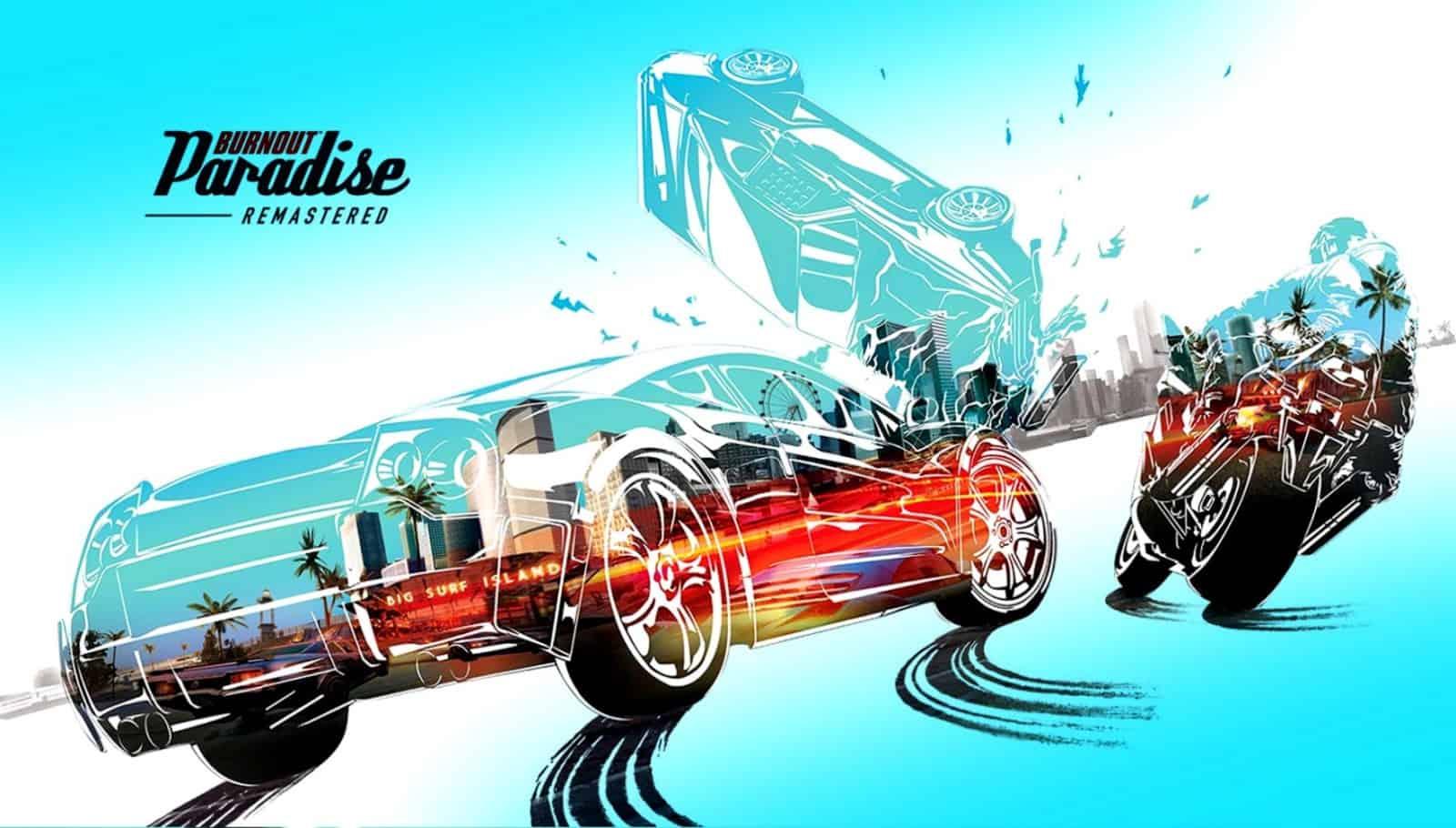 Best Racing Games - Burnout Paradise