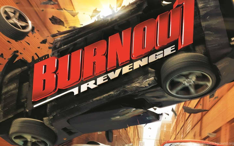 Best Racing Games - Burnout Revenge