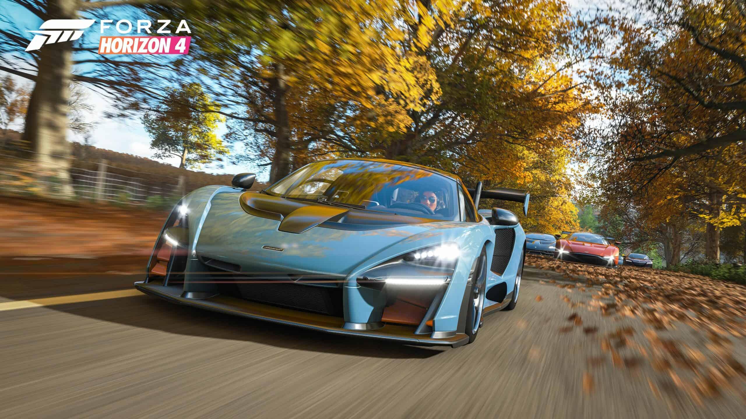 Best Racing Games - Forza Horizon 4