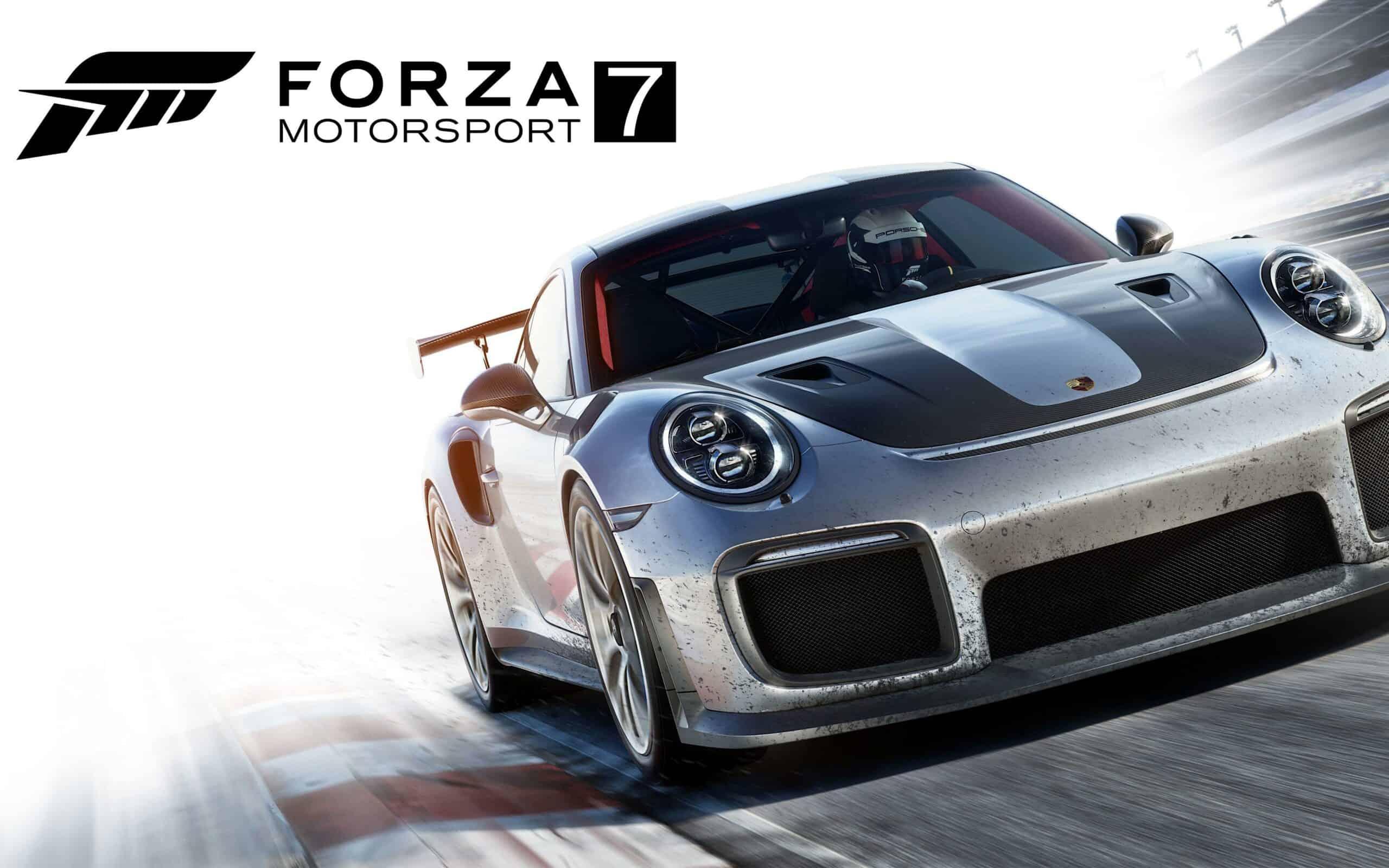 Best Racing Games - Forza Motorsport 7