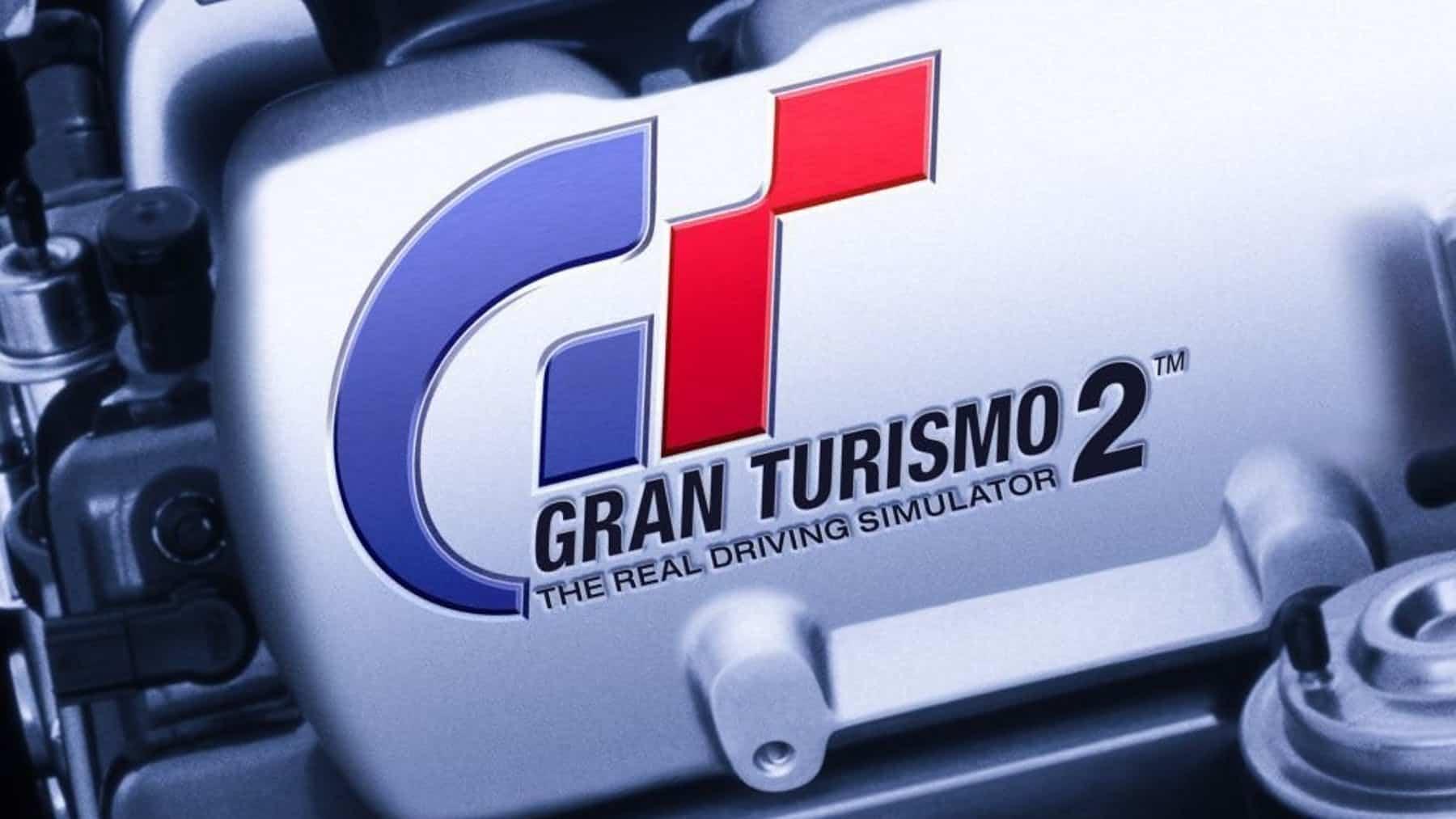 Best Racing Games - Gran Turismo 2
