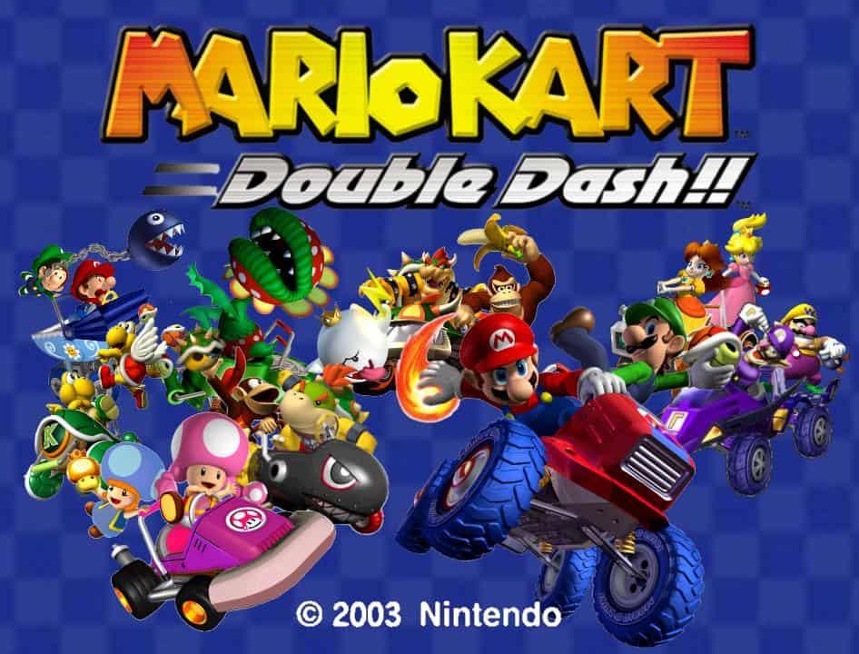 Best Racing Games - Mario Kart Double Dash