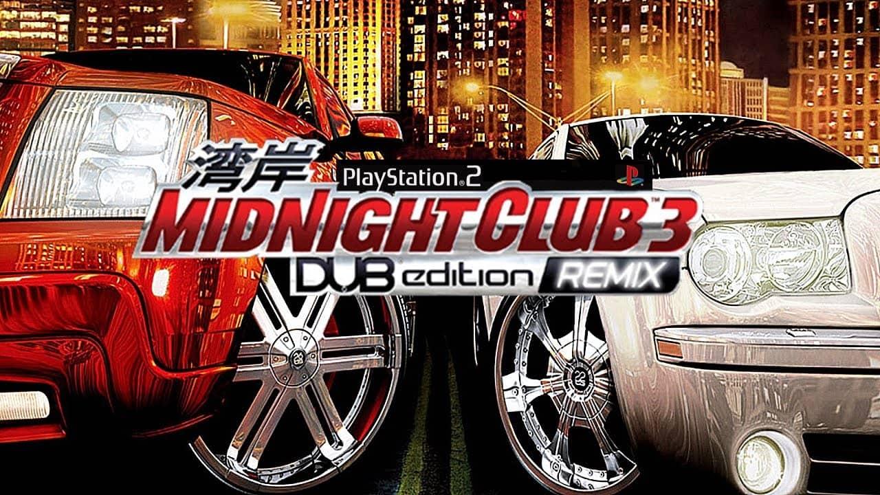 Best Racing Games - Midnight Club 3 DUB Edition
